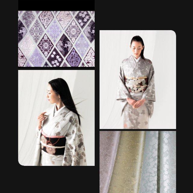 絹衣の世界